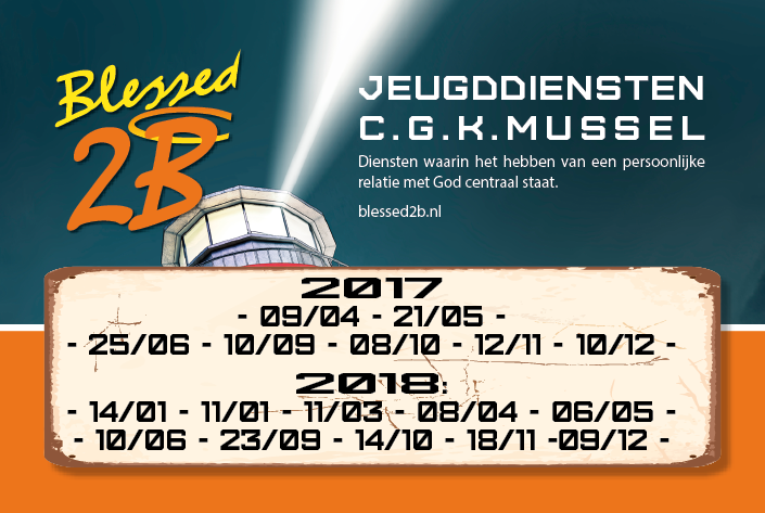 b2b data 2017 2018 CGK Mussel